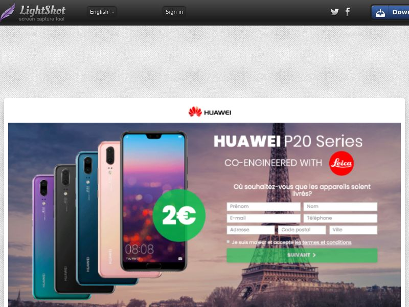 BigEntry - Huawei Pro P20 (FR) (Trial) (Personal Approval)