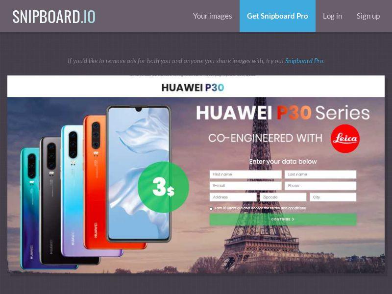 37234 - AU - BigEntry - Huawei P30 - CC submit