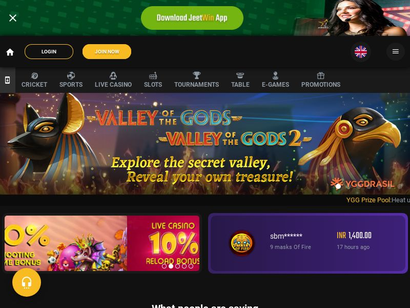 JeetWin.com RevShare - India