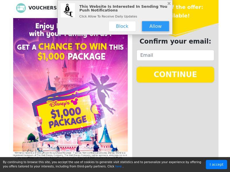 US - TM - DisneyWorld - CPL - SOI - *WEB/WAP*