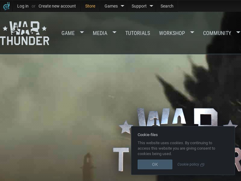 War Thunder [DOI] Many GEOs
