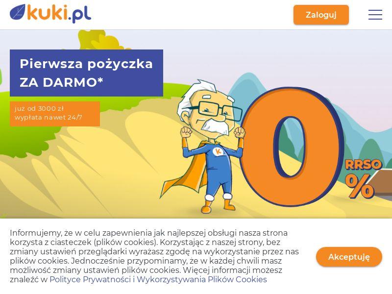 Kuki.pl - PL (PL), [CPA]