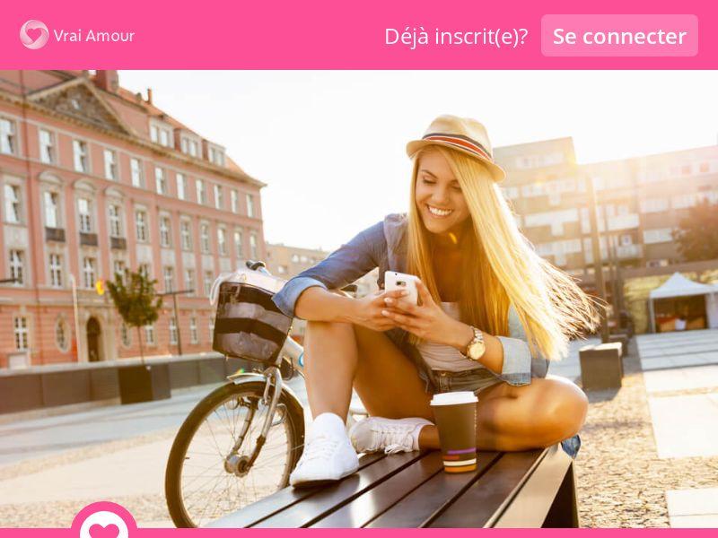 Vrai Amour | [WAP] Mainstream Dating SOI | FR, BE, CH, CA