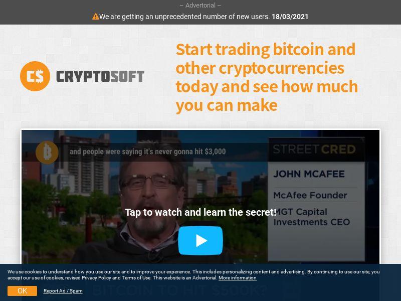 Cryptosoft - v2