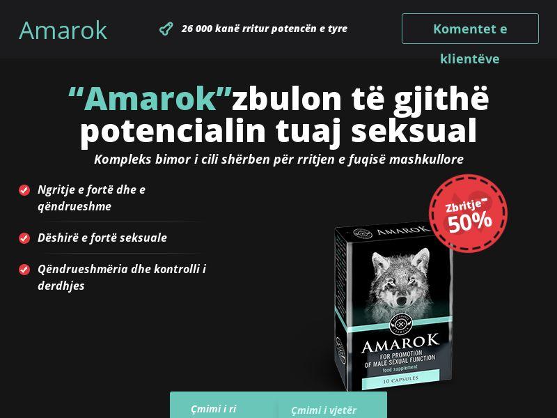 Amarok AL - potency treatment product