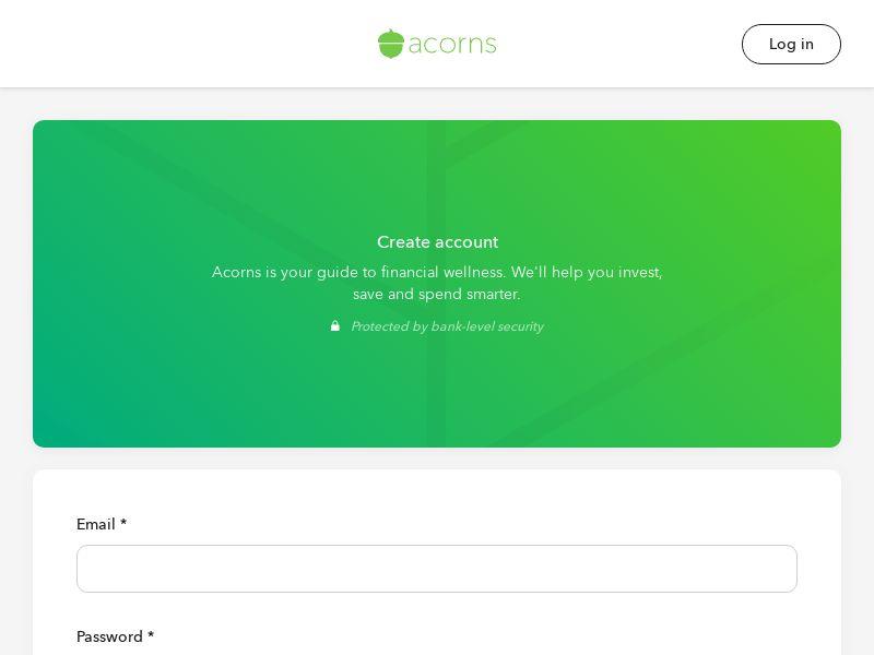 FEATURED: Acorns Invest - US CPL