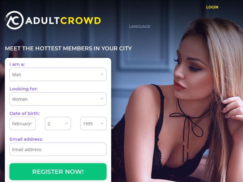 AdultCrowd CPS US,UK,AU,CA,SG,EU