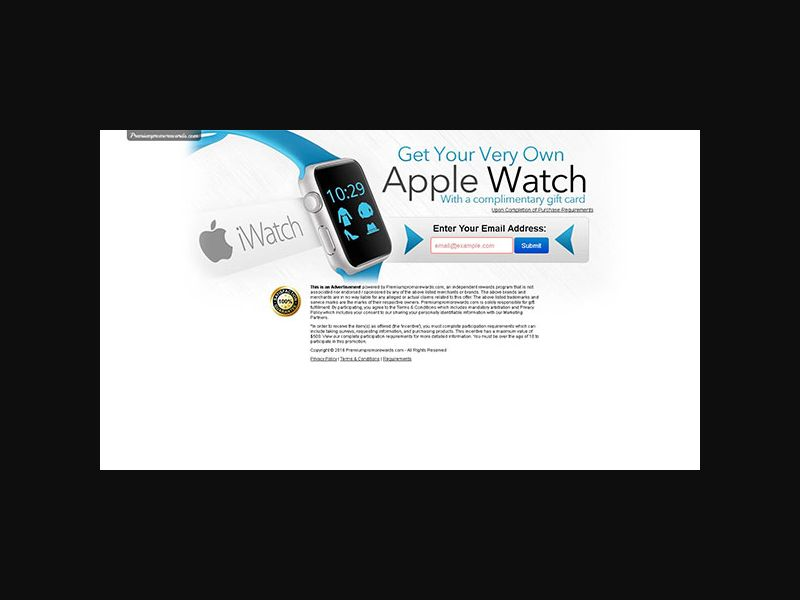 Apple Watch - One Field