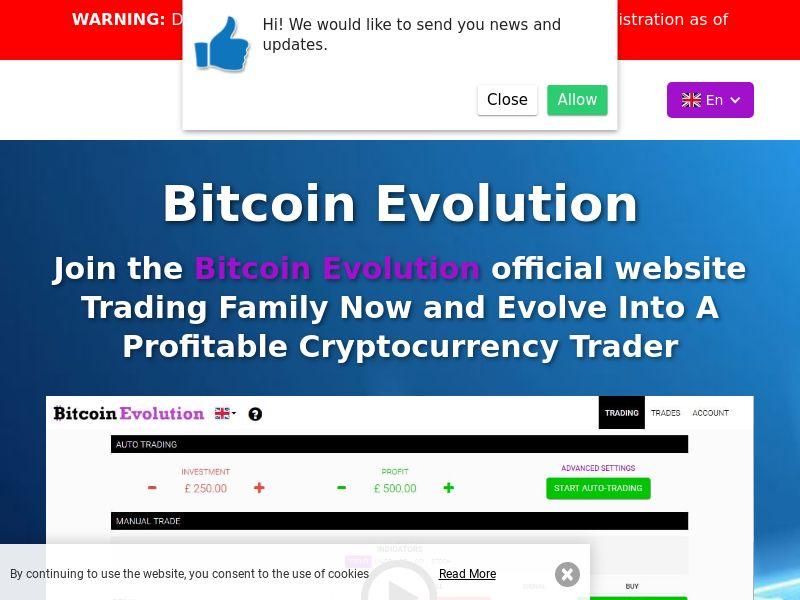 Bitcoin Evolution English 2212