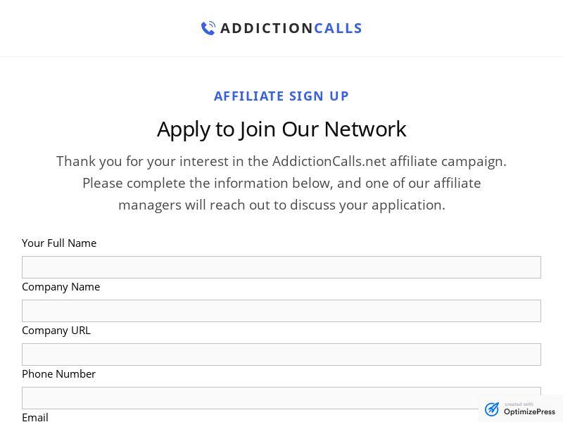 Nationwide Drug & Alcohol Rehab - $600/ 6 Minute call - Pay Per Call