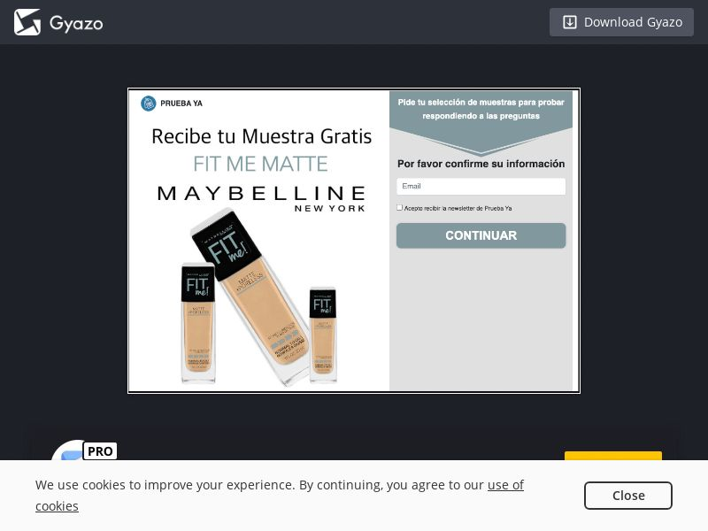 L'oreal Gift Card (MX) (CPL)