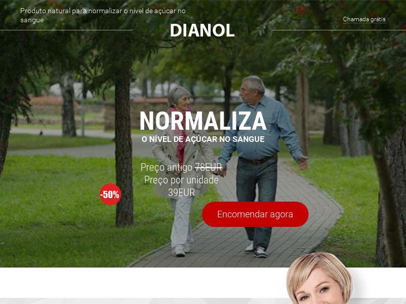 Dianol PT - sugar control supplement