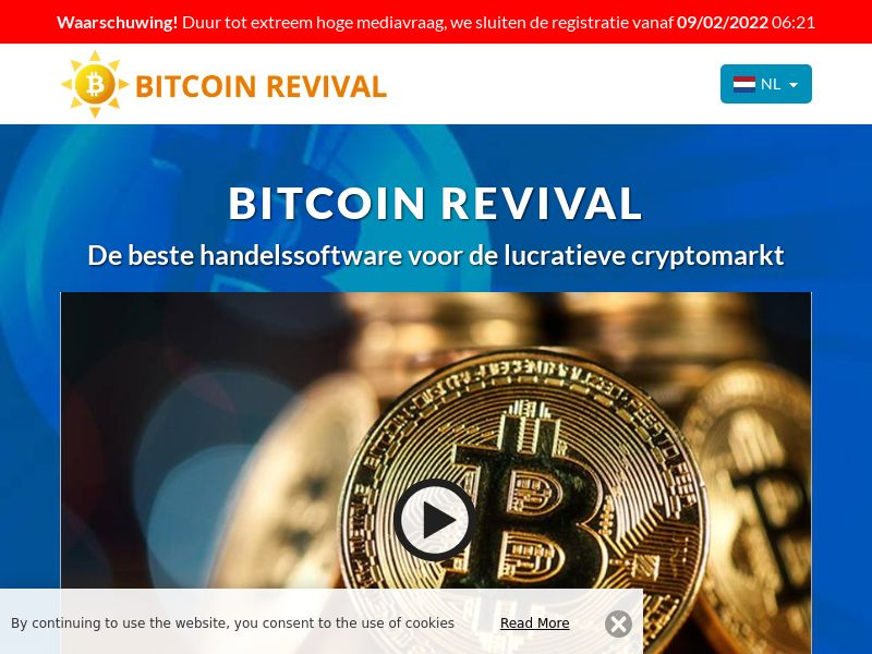Bitcoin Revival Pro Dutch 1161
