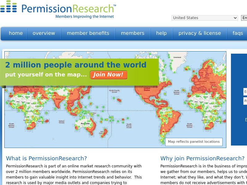PermissionResearch - Desktop Only - US (CPA)
