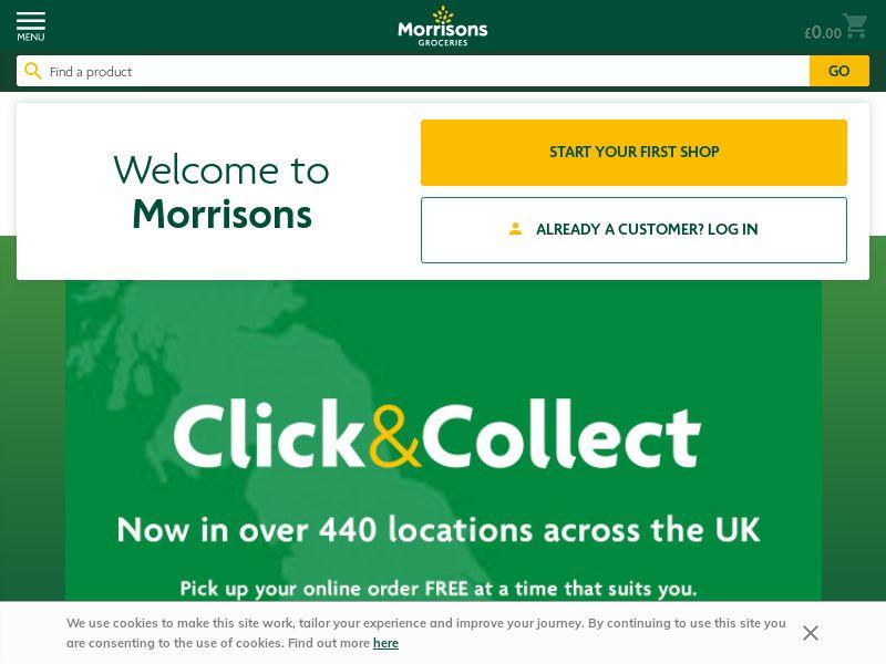 Morrisons Grocery_UK