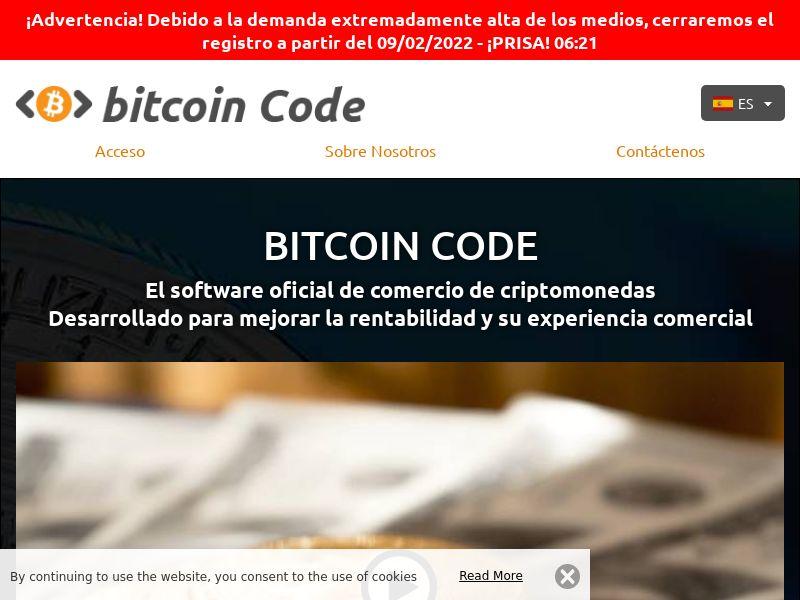 Bitcoin Code Experts Spanish 1111