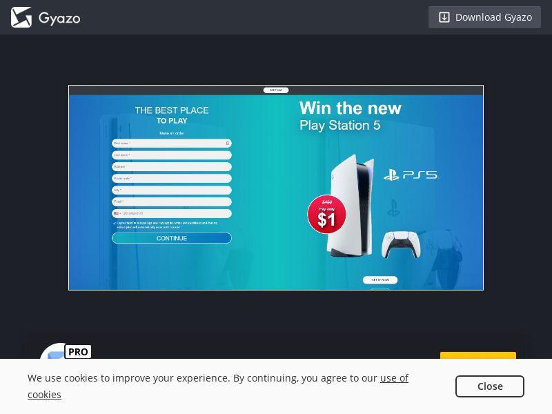 40270 PlayStation 5 US   CA   AU   NZ   CC Sub