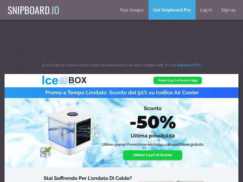 42226 - DE - AT - ECOMMERCE - ICE Box Air Cooler - DE/AT - [Prelander]