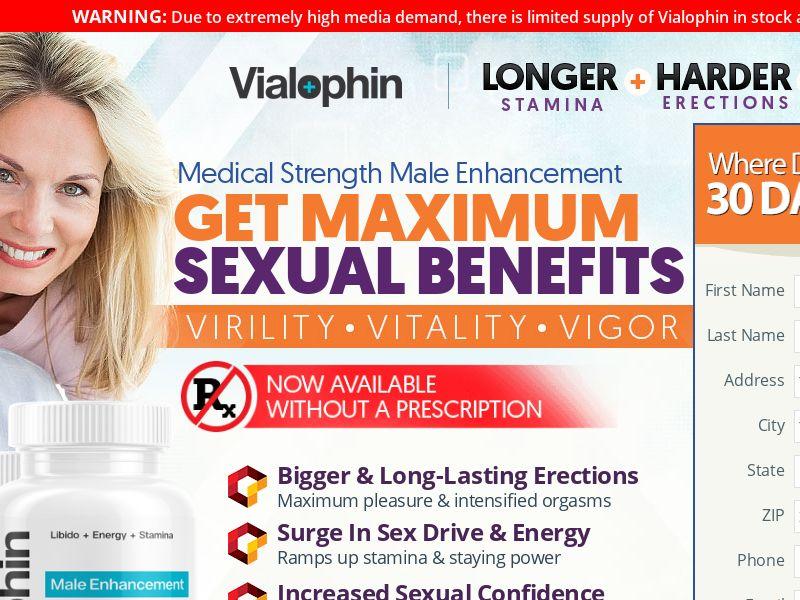 ME -Vialophin w/Upsell -US