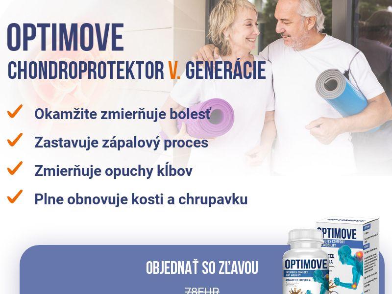 Optimove SK - arthritis product