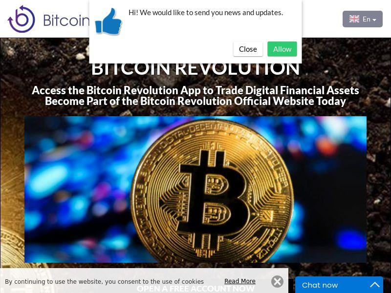 Bitcoin Revolution Software English 872 Organic