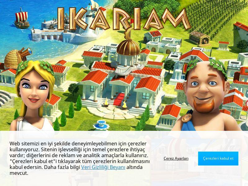 IKARIAM SOI - Games - TR - CPR