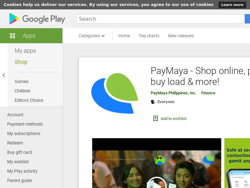 PH - Paymaya (Android Free PH 34MB w/capping) CPA - - (SCAPI)