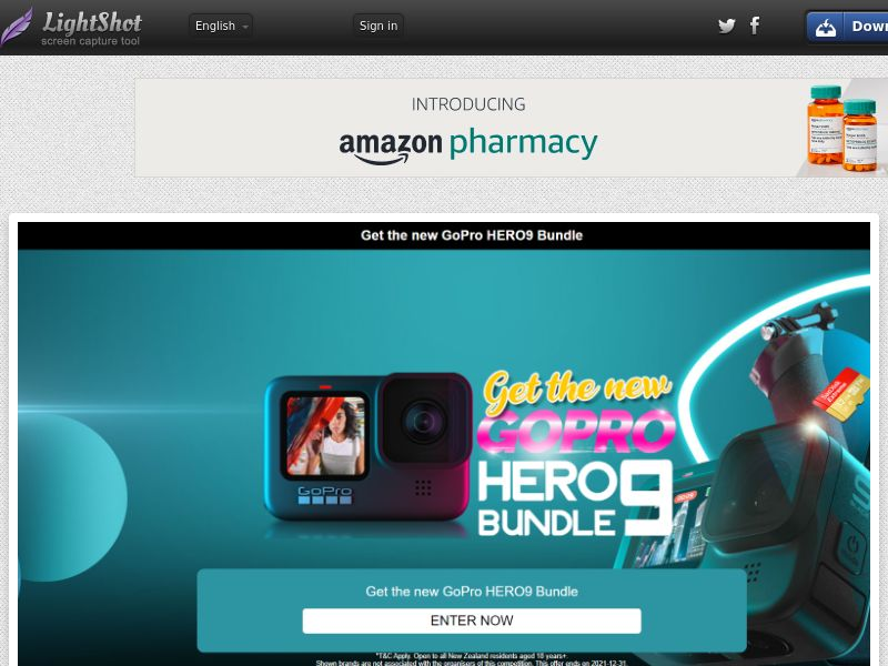FunClub - New GoPro Hero Bundle 9 (NZ) (CPL) (Personal Approval)