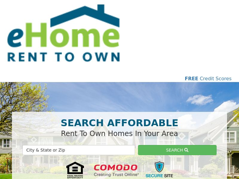 eHome Rent To Own (US) (CPL) (Personal Approval)