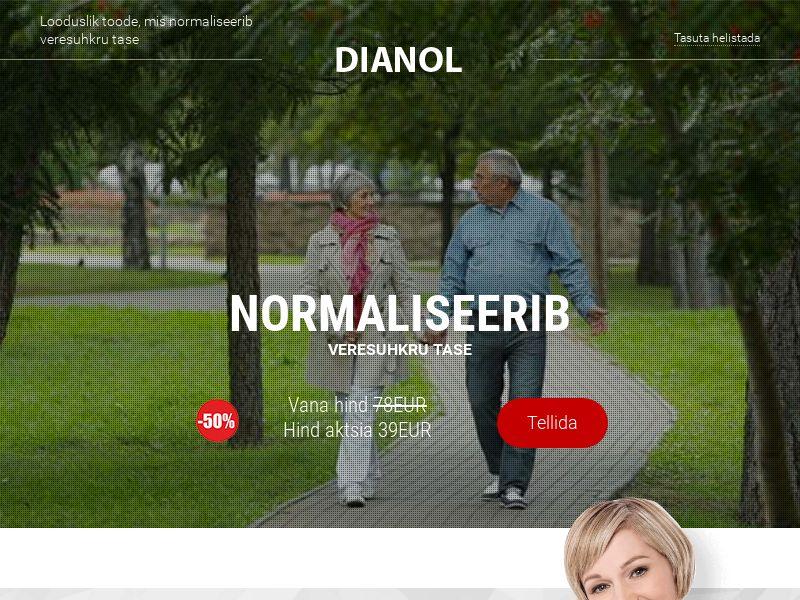 Dianol EE - sugar control supplement