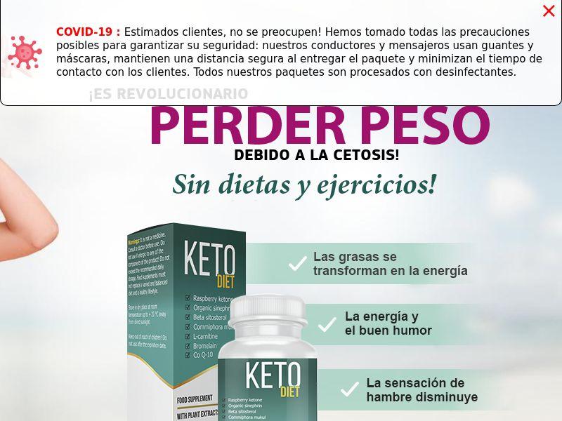 KETO DIET ES - weight loss treatment