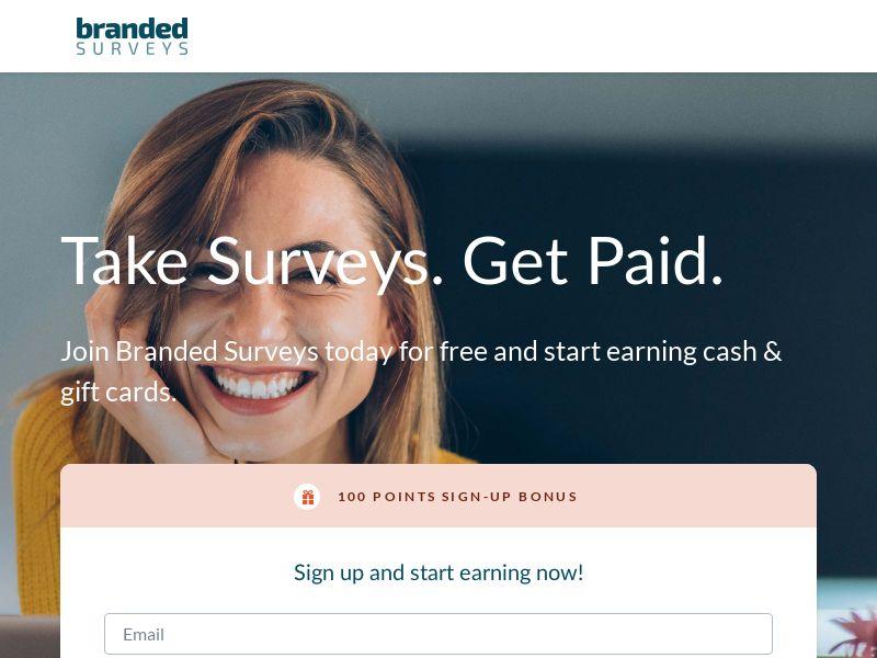 Branded Surveys SOI [UK]