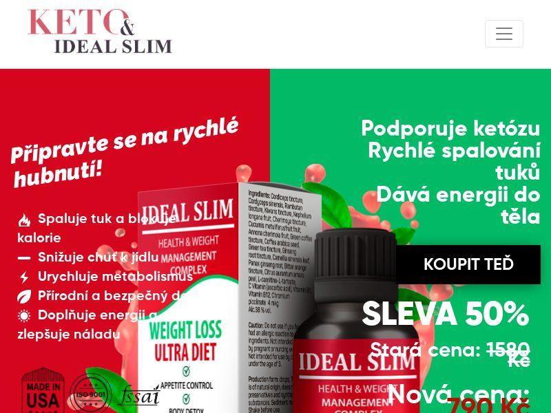 Ideal Slim - CZ (CZ), [COD]