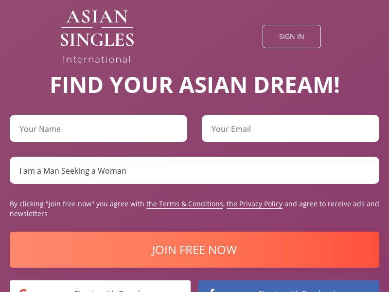 AsianSingles2day - Mainstream Asian Dating - PPS - PPL (International Dating Website)