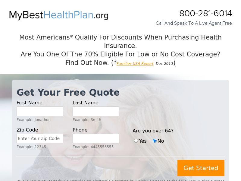 US - MyBestHealthPlan.org - SOI