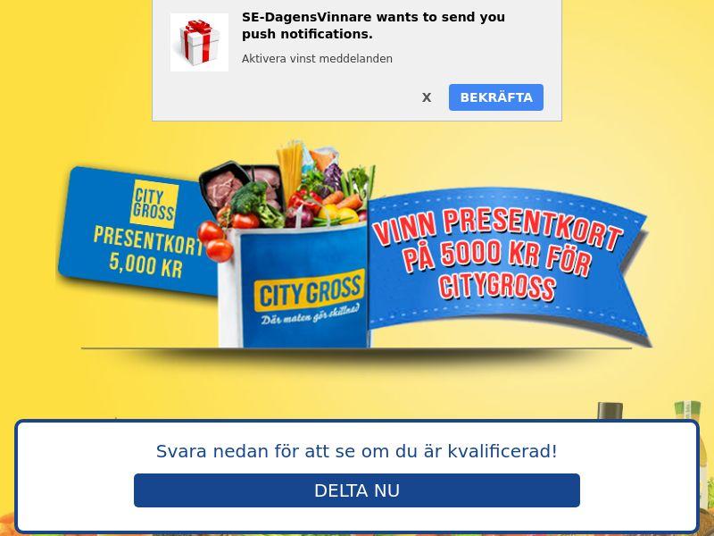 City Gross Voucher - SE