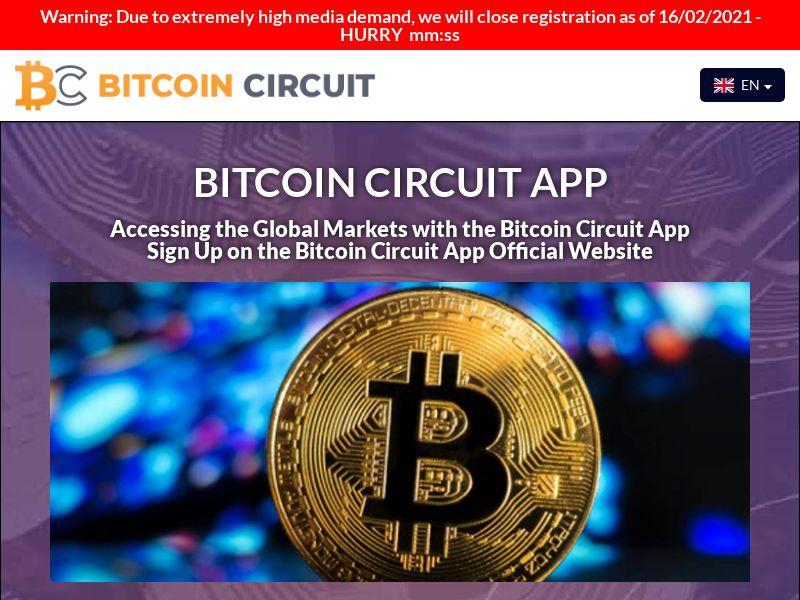 The Bitcoin Circuit German 2334