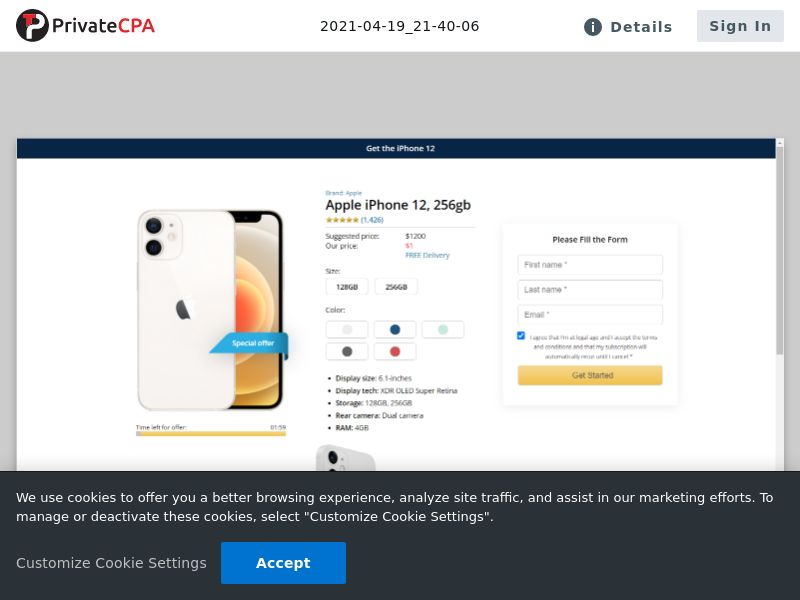 uWin iPhone 12 Amazon | US