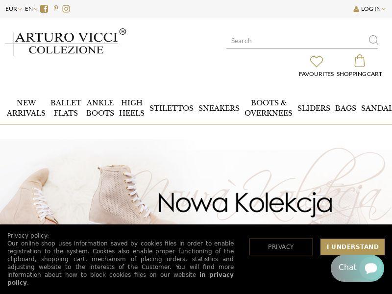 Arturo Vicci (PL), [CPS], Fashion, Shoes, Sell, shop, gift
