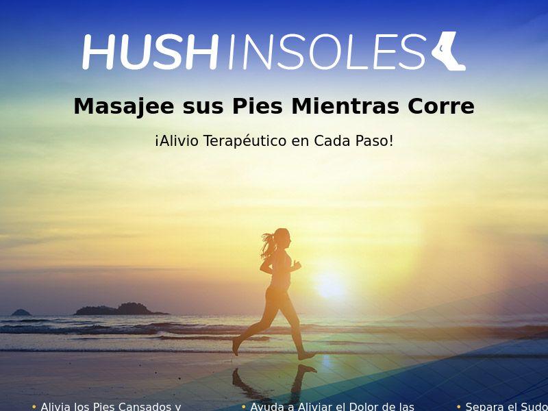 Hushinsoles LP01 - Spanish