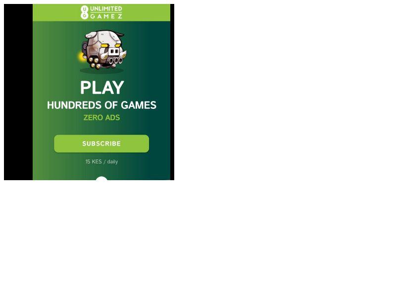 UGZ Games Safaricom