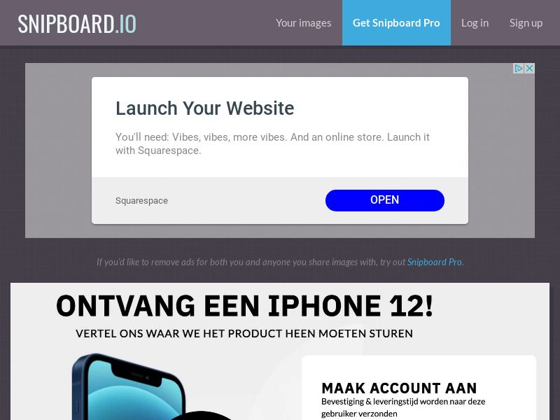 CoreSweeps - iPhone 12 (Grey v1) NL - CC Submit