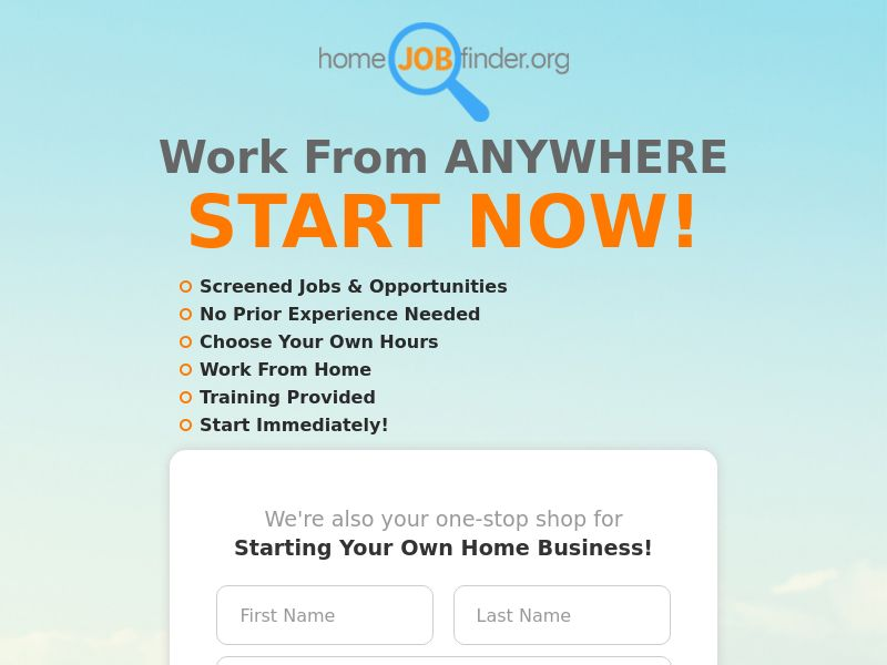 Work at Home - CPL - US