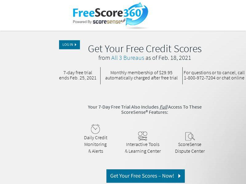 Free Score 360 US