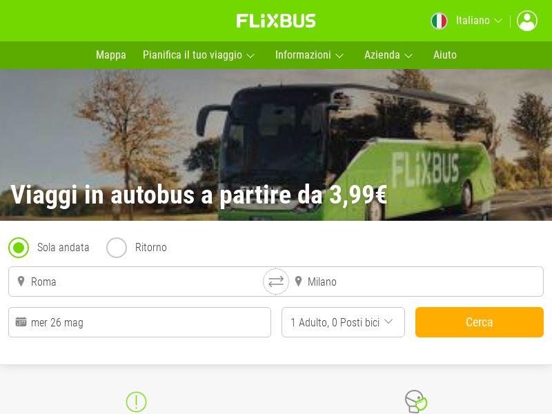 Flixbus - IT (IT), [CPL   CPS]