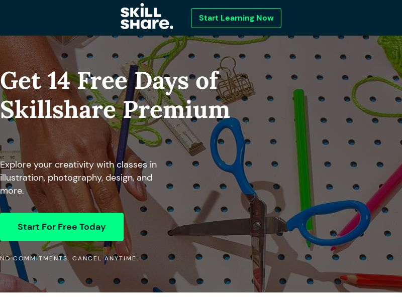 Skillshare - Course Online - Free Trial - CPA - [INTERNATIONAL]