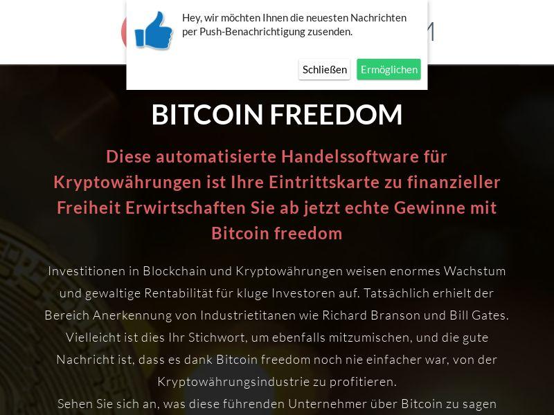 The Bitcoin Freedom German 1293