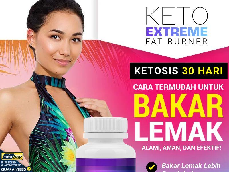 Keto Extreme Fat Burner LP01 (Indonesian)