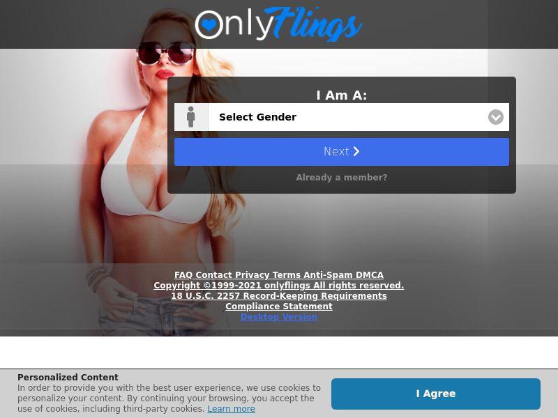 OnlyFlings Adult SmartLink- US/CA/AU