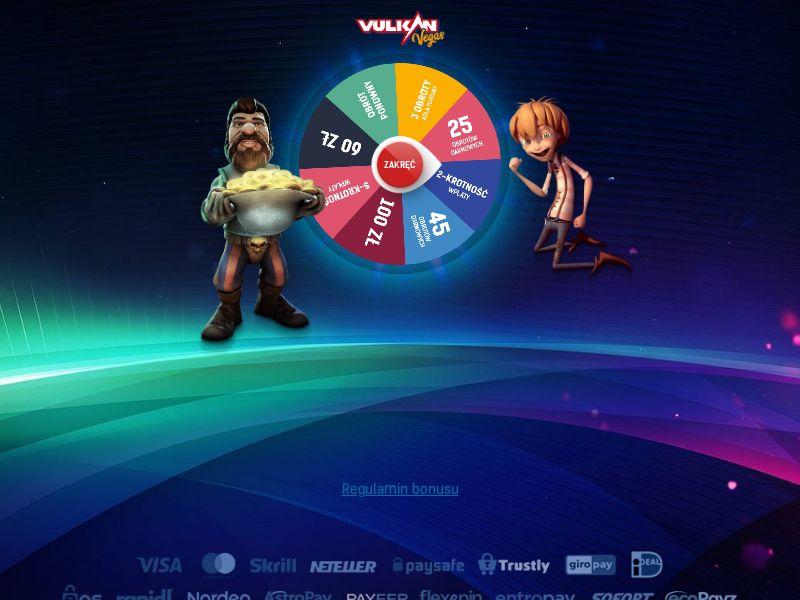 Vulkan Vegas (AM,AT,BY,BR,CA,DK,FI,GE,DE,KZ,MX,NZ,NO,RU), [CPA]